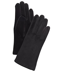 Plush Velvet Gloves