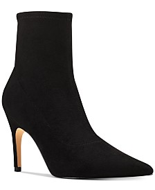 Nine West Jory Stretch Booties