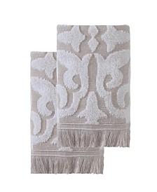 Panache Hand Towels 2-Pc. Set