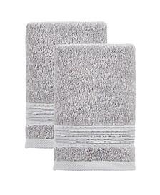 Cascade Washcloth 2-Pc. Set