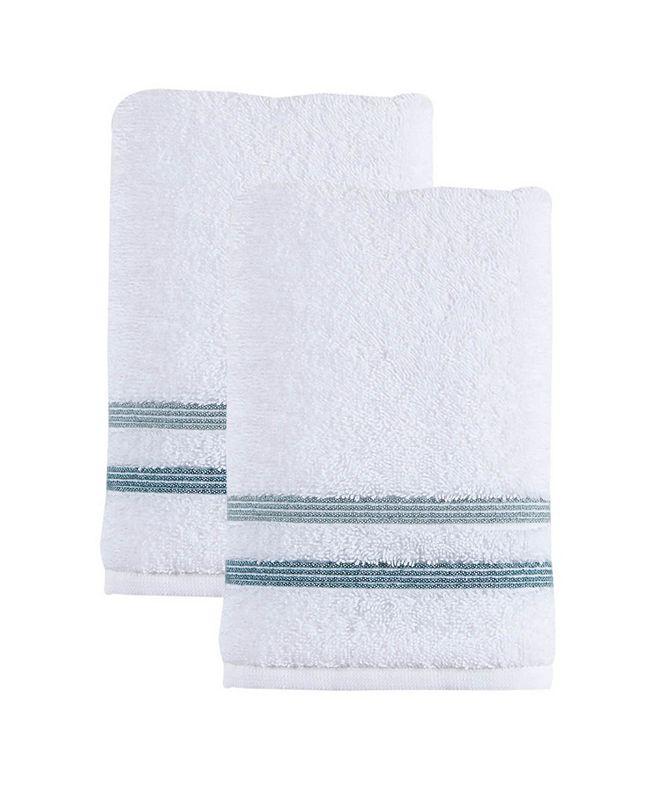 OZAN PREMIUM HOME Bedazzle Hand Towel 2-Pc. Set