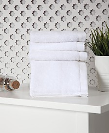 Ozan Premium Home Horizon Washcloth 4-Pc. Set