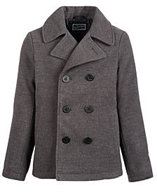 S Rothschild & CO Big Boys Peacoat
