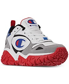 Champion Little Boys Tank Trak Athletic Sneakers from Finish Line