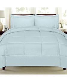 Down Alternative 7-Pc. Full Comforter Set