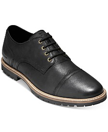 Cole Haan Men's Nathan Cap Toe Oxfords