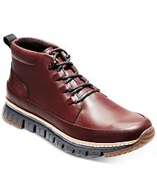 Cole Haan Men's ZERØGRAND Rugged Chukka Sneaker Boots