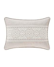 Lauralynn Beige Boudoir Decorative Throw Pillow