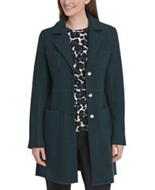 DKNY Three-Button Jacket