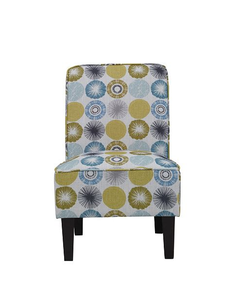 Tremendous Bryce Armless Accent Chairs Set Of 2 Squirreltailoven Fun Painted Chair Ideas Images Squirreltailovenorg