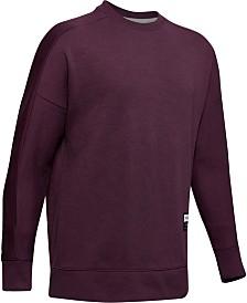 Under Armour Big Boys Unstoppable Fleece Sweatshirt