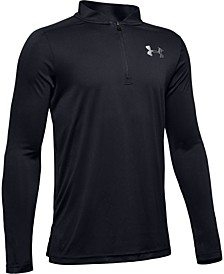 Big Boys 1/2-Zip Performance Shirt