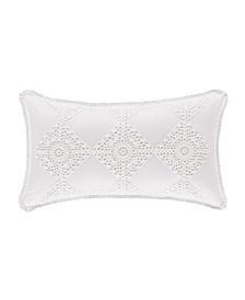 J Queen Jackie Boudoir Decorative Throw Pillow