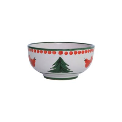 Uccello Rosso Cereal/Soup Bowl