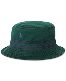 Men's Cotton Chino Bucket Hat