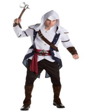 Buy Seasons Men's Assassin's Creed: Connor Classic Costume