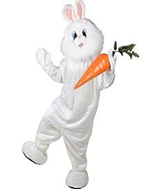 Deluxe Plush Bunny Mascot Costume