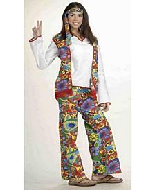 Women's Hippie Dippie Woman Costume