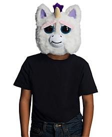 Buy Seasons Women's Feisty Pets Glenda Glitterpoop Unicorn Mask