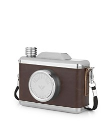 Foster & Rye Stainless Steel Snapshot Flask