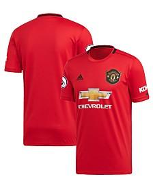 adidas Big Boys Manchester United Club Team Home Stadium Jersey