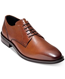 Men's Dawes Grand Plain-Toe Oxfords