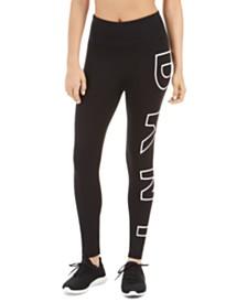 DKNY High-Waist Logo Leggings