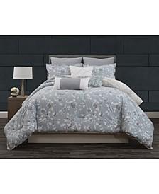 Crestmont 3 Piece Queen Comforter Set