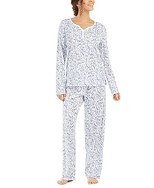 Cotton Pajama Set, Created For Macy's
