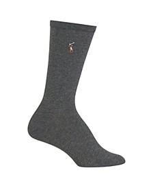 Women's Classic Flat Knit Socks