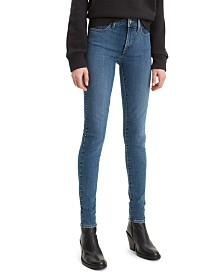 Levi's® 311 Tummy-Control Studded Skinny Jeans