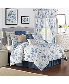 Rose Tree Ardenelle 4 Piece Queen Comforter