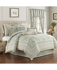 Rose Tree Geneve 4 Piece King Comforter