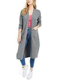 Becca Tilley x Open-Front Duster Cardigan, Created For Macy's