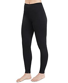Women's Softwear Lace-Edge Leggings