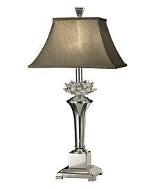 Paseo Crystal Table Lamp
