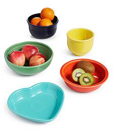 Fiesta Medium Bowls Collection