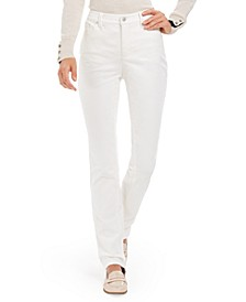 Lexington Corduroy Tummy-Control Pants, Created for Macy's