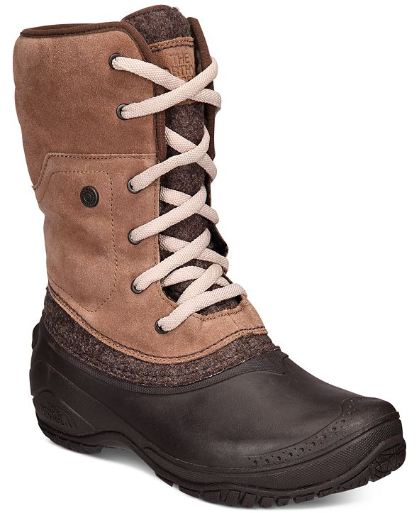 The North Face Women's Shellista II Roll-Down Boots
