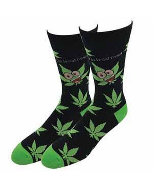 Sock Harbor I'm Legal Now Socks