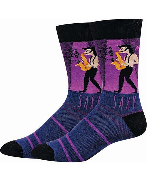 Sock Harbor Sexy Sax Socks