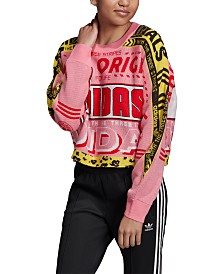adidas Originals Graphic Sweatshirt