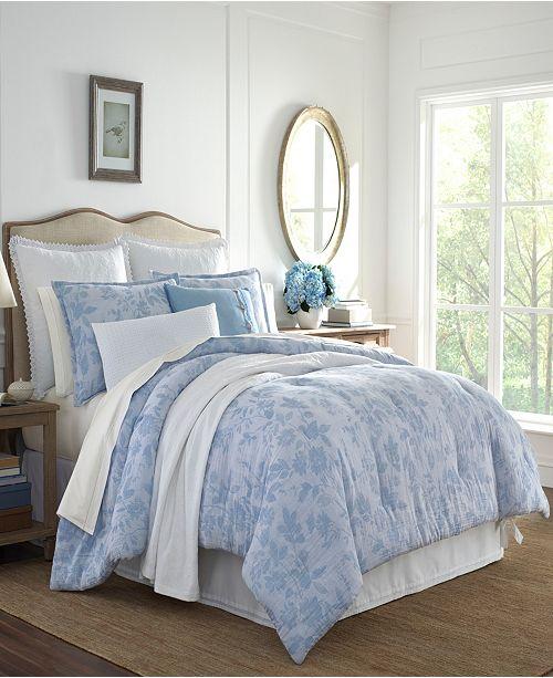 Laura Ashley Liana Twin Comforter Set