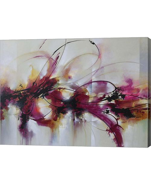 """Metaverse Carried Away by CH Studios Canvas Art, 26.5"""" x 20"""""""