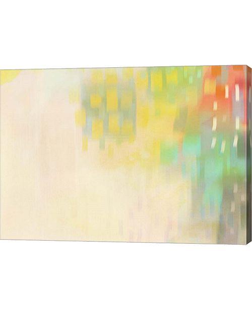 "Metaverse Soft Breezes by Delores Naskrent Canvas Art, 27.5"" x 20"""