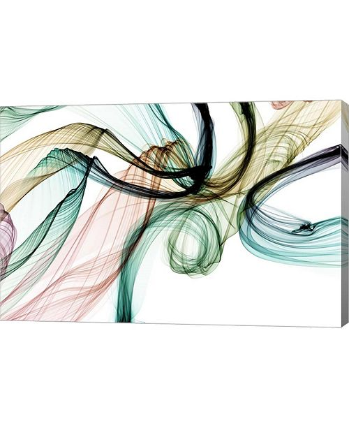 "Metaverse The Invisible World-Movement 2 by Irena Orlov Canvas Art, 30"" x 20"""