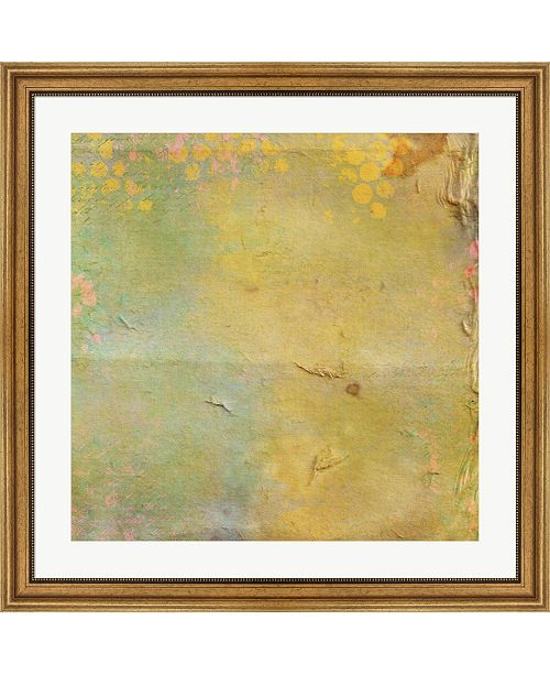 "Metaverse Color Changed Card by Marcee Duggar Framed Art, 32"" x 32"""