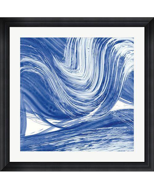 "Metaverse Swirl III by Piper Rhue Framed Art, 32"" x 32"""