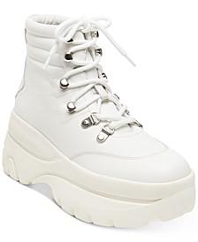 Women's Husky Platform Sneakers