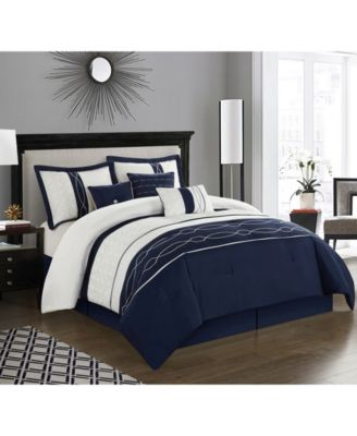 Penley 7-Pc. California King Comforter Set